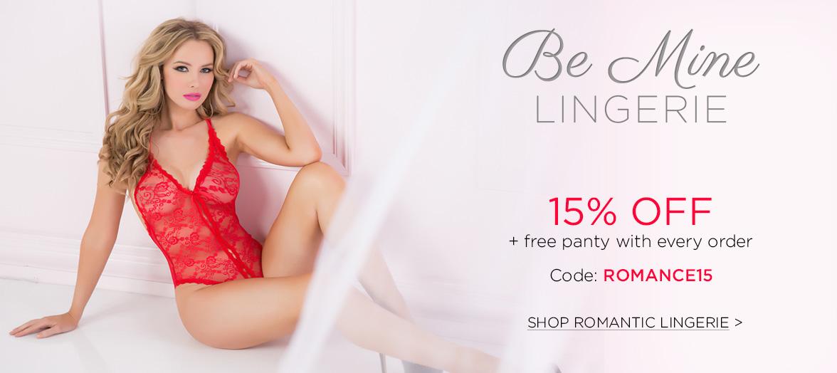 Buy Romantic Lingerie