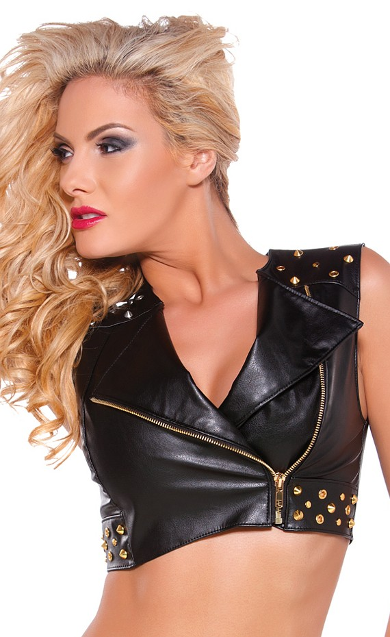 Leather & Vinyl Tops