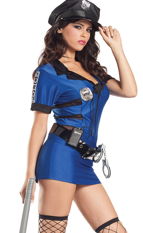 Cop & Gangster Costumes