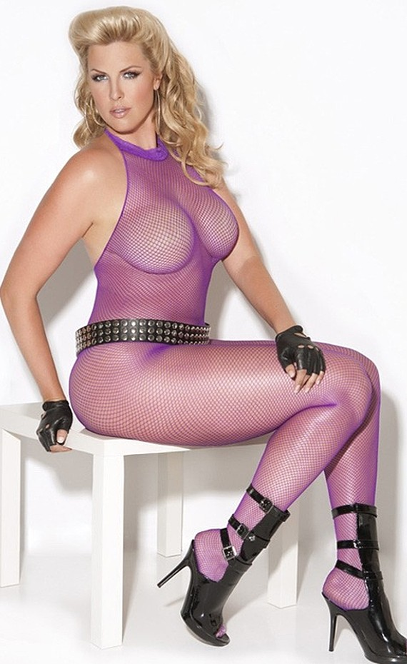 Plus Size Hosiery And Stockings