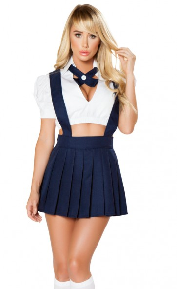 Naughty Private School Hottie Costume