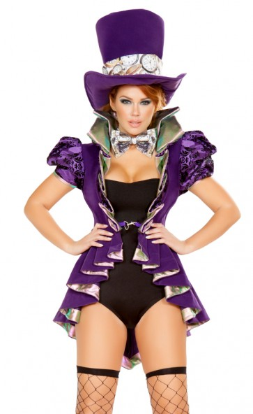 As Mad As A Hatter Costume