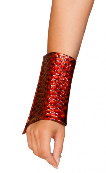 Pair Of Dragon Slayer Wrist Cuffs