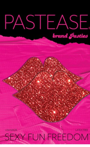 Pastease Glitter Lips