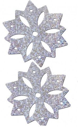 Pastease Glitter Snow Flake