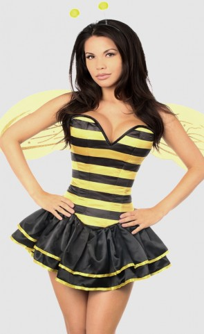 Queen Bee Corset Costume