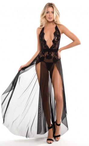 Freya Le Reve Plunging Lace Nightdress