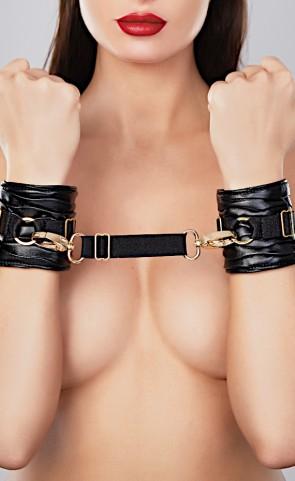 Love Bound Wrist Cuffs