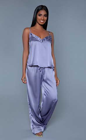 Madison Satin Pajama Cami Set