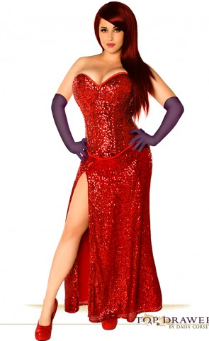 Miss Jessica Costume Plus Size