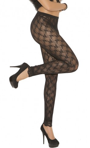 Luxurious Lace leggings Plus Size