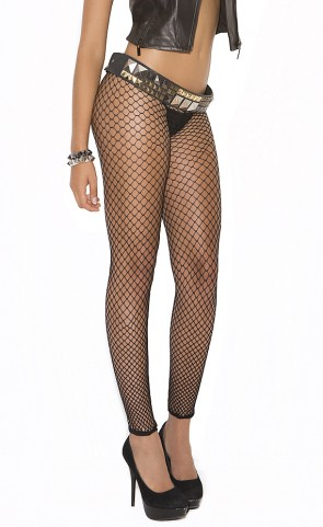 Industrial Net Leggings Plus Size