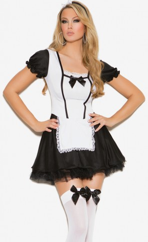 Flirty Maid Costume
