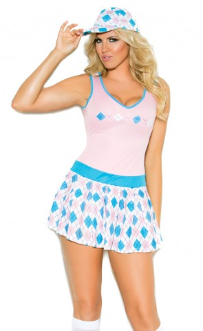 Golf Tease Costume Plus Size