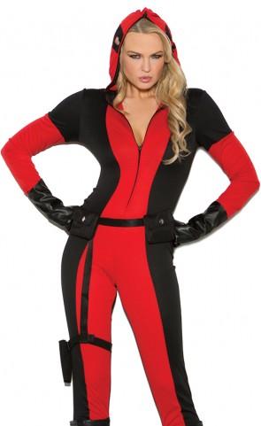 Vigilante Jumpsuit Costume