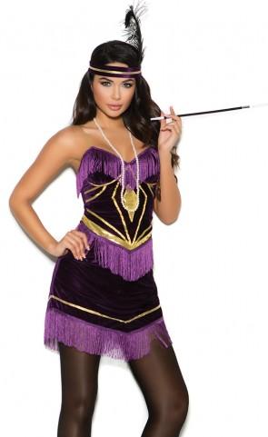 Foxy Flapper Costume