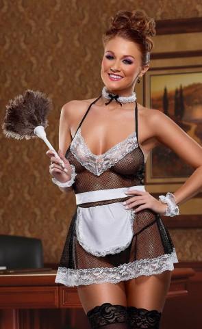 Chamber Maid Bedroom Costume