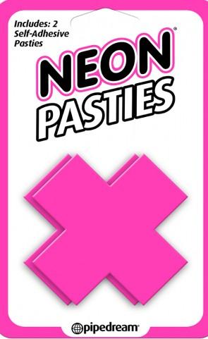 Neon X Pastie