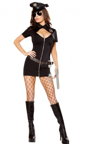 Police Hottie Dress Costume