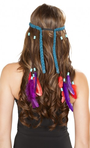 Indian Costume Headband
