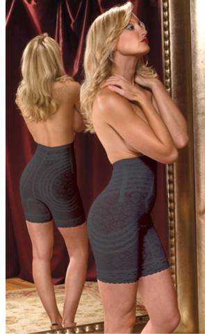 Rago High Waist Leg Shaper Extra Firm Shaping