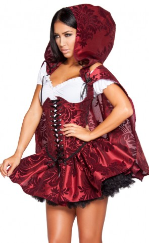 Lusty Lil' Red Costume
