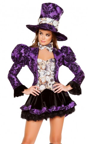 Tea Party Vixen Costume