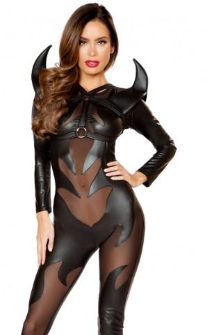 Evil Devil Costume