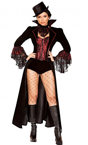 The Lusty Vampire Costume