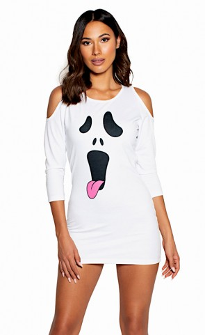 Silly Ghost Dress Costume