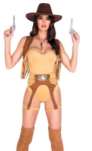 Wild West Babe Costume