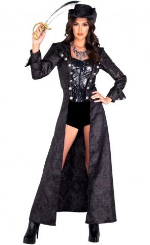 Captivating Pirate Costume