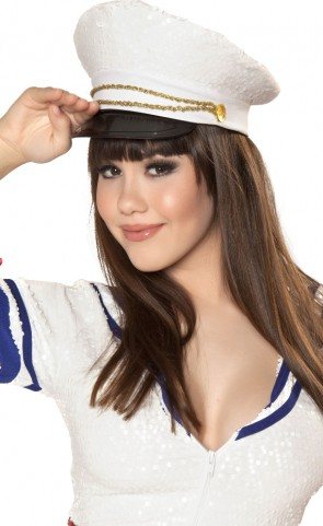 Sexy Sailor Costume Hat
