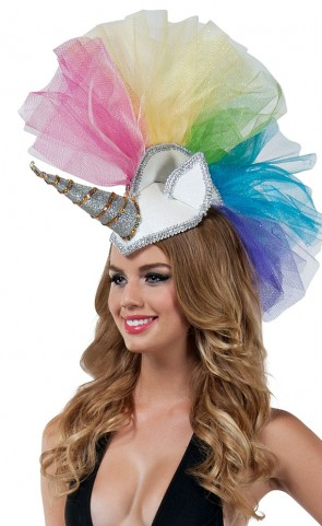 Unicorn Costume Frenzy Hat