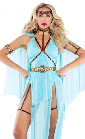 Goddess Of War Costume
