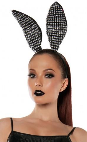 Sparkle Bunny Costume Ears