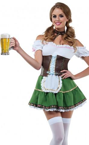 Beer Girl Costume