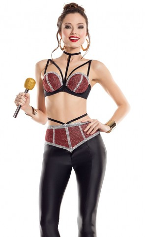 Legendary Latina Costume
