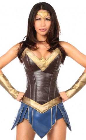 Top Drawer Premium Warrior Woman Costume