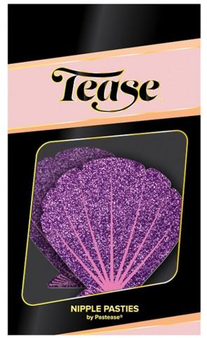 Tease Glitter Seashell Pasties